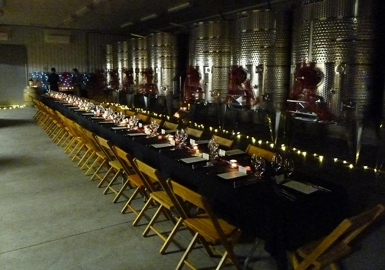 Wassail Dinner @ Keint-he Winery & Vineyards | Prince Edward | Ontario | Canada
