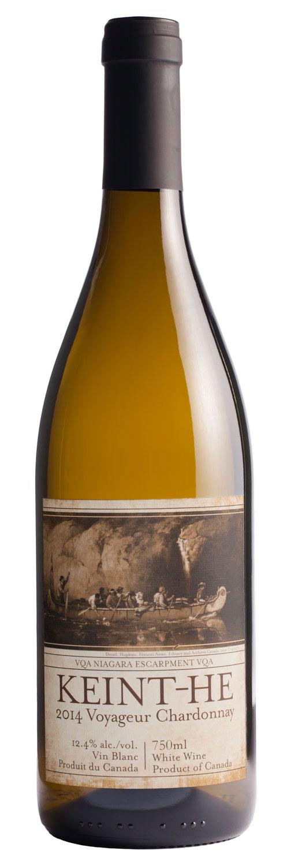 2014 Voyageur Chardonnay
