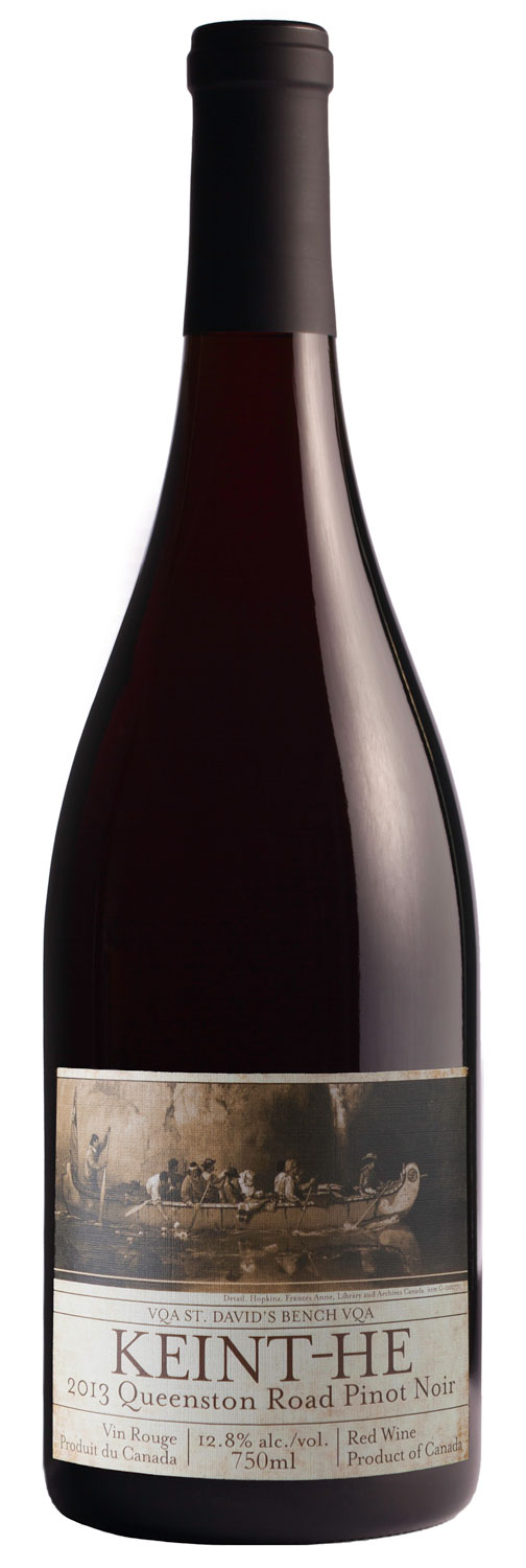 Keint-he Queenston Road Pinot Noir