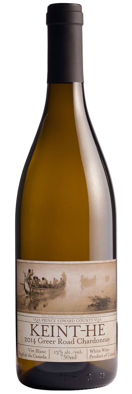 2014 Greer Road Chardonnay
