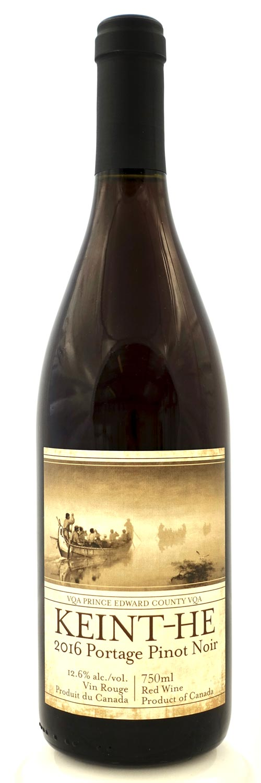 2016 Portage Pinot Noir