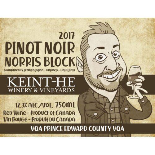 2017 Norris Block Pinot Noir