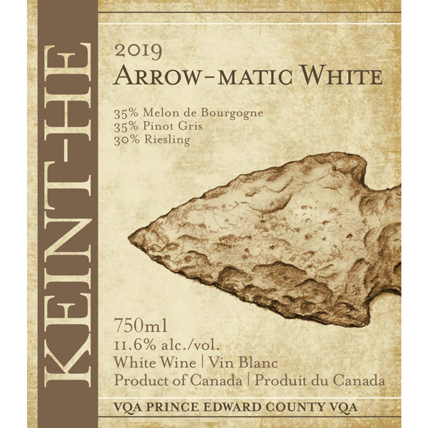2019 Arrow-matic White